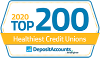 Top 200 Healthiest Credit Union